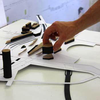 "<b>2013 1st term</b> <em>Adjunct Lecturer</em><br><em> ""Urban project and urbanism of cities""<br></em> Urban Design I · UPC-ETSAB"