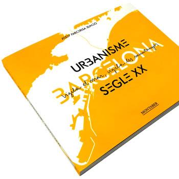 <b>2014</b> <em>research assistance & edition</em><br><em> Barcelona Urbanisme Segle XX</em><br>Josep Parcerisa