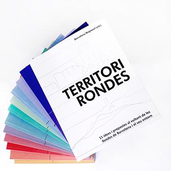 <b>2019·05·01</b> <em>collection design</em><br><em>Territori Rondes</em><br> Edited by Barcelona Regional